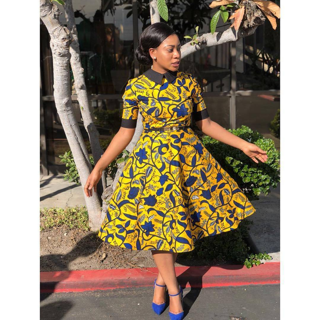 trending ankara gown styles for every woman african