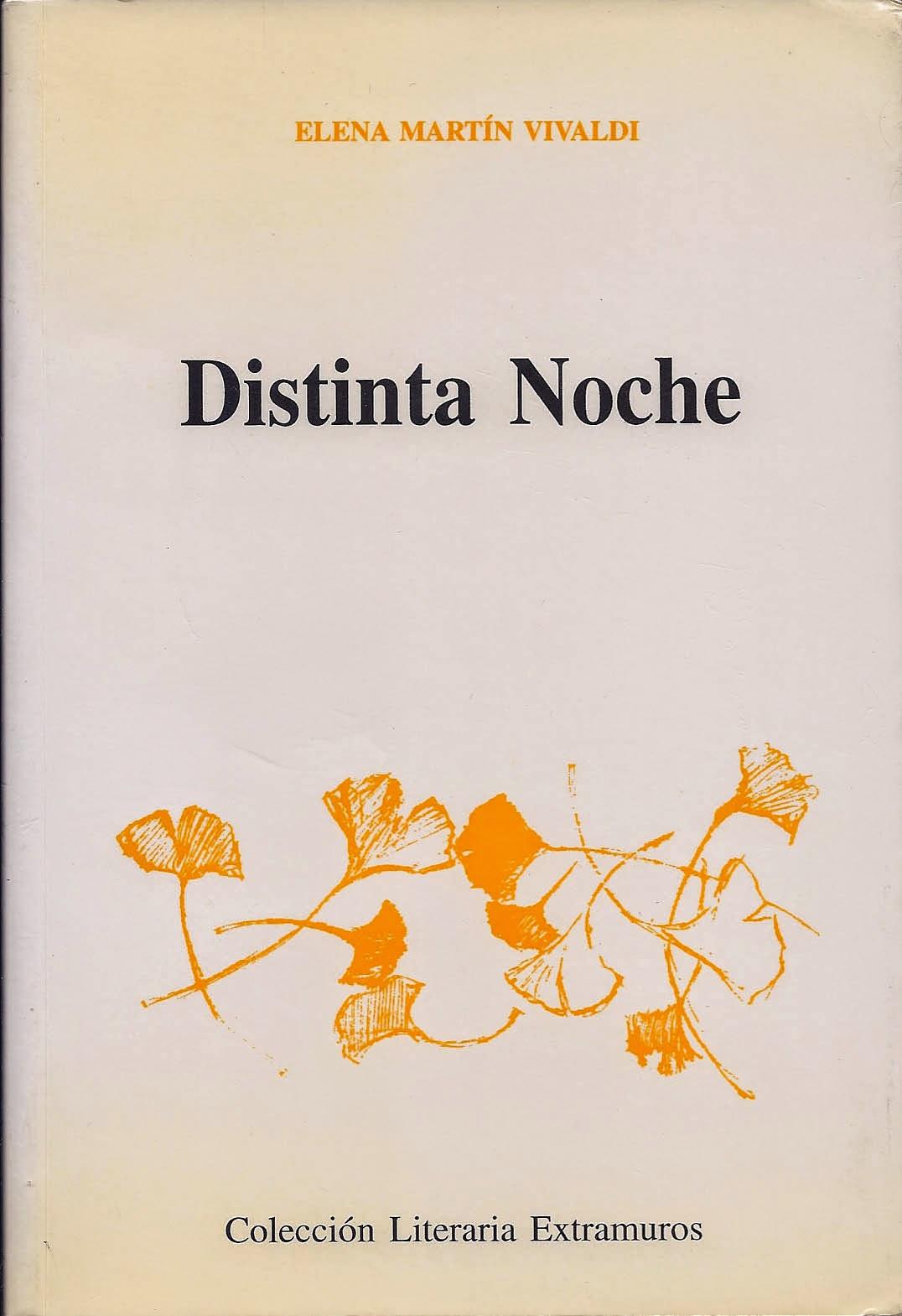 Elena Martín Vivaldi o la música callada, Francisco Acuyo