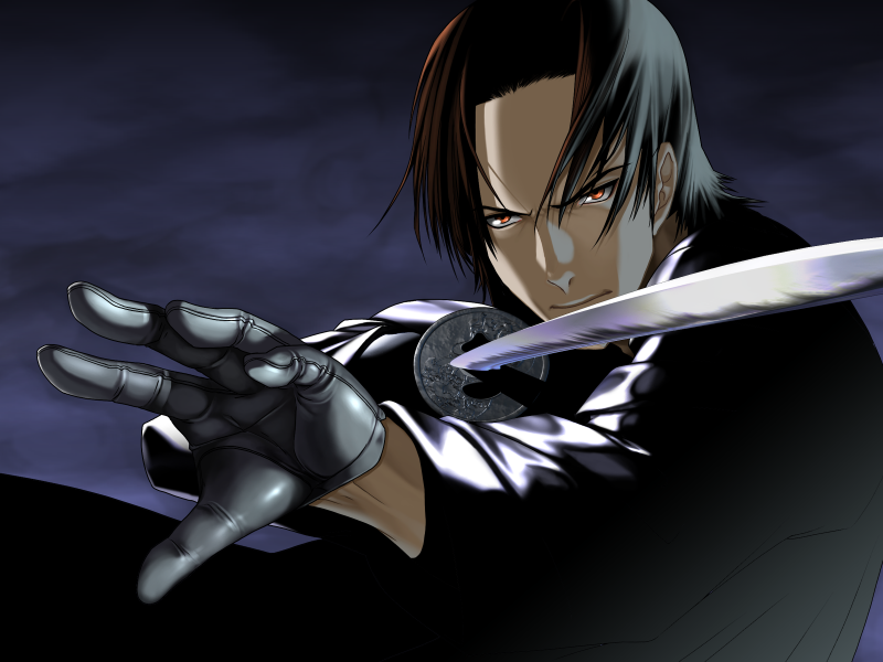 Realm of Darkness: Kikokugai the Cyber Slayer