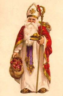 Feast of St. Nicholas 2016   by CustodiansofBeauty.blogspot.com