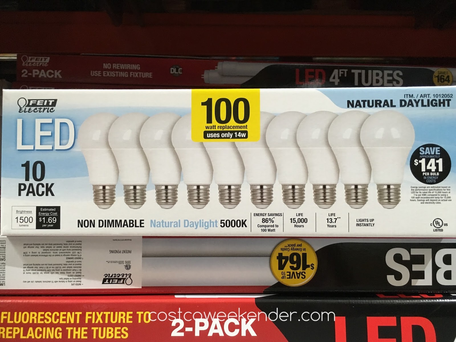 Led Light Bulb: Led Light Bulb Costco