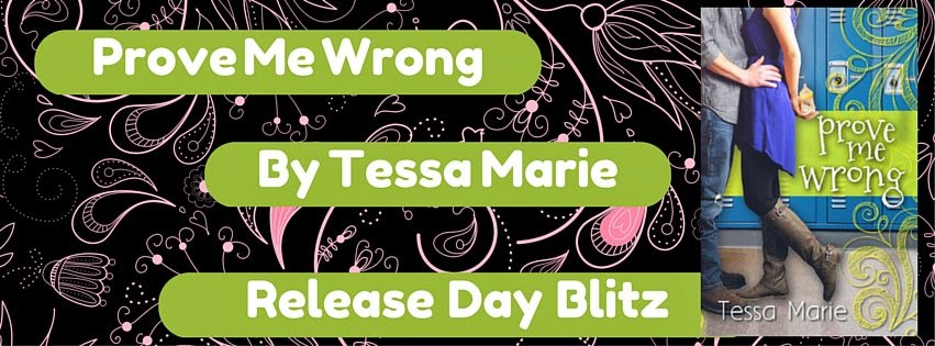Amethyst Daydreams Prove Me Wrong By Tessa Marie Release Day Blitz