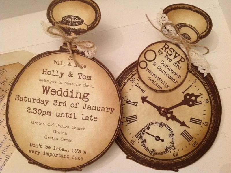 Retro Wedding Invitation All About Wedding