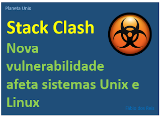Vulnerabilidade Stack Clash em sistemas Unix, Linux e Solaris