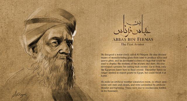 abbas-ibn-firnas-pilot-pertama-di-dunia