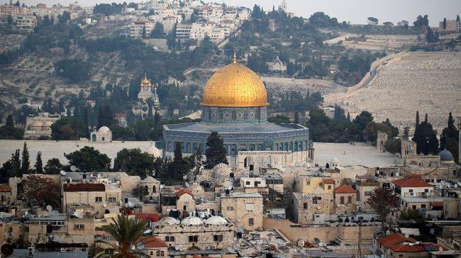 Yerusalem, Kota Tua yang Diperebutkan Sejak Ribuan Tahun