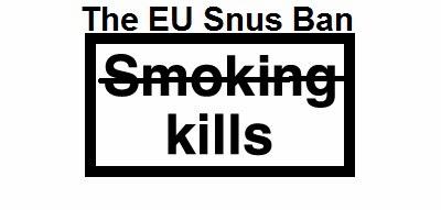 Tobacco Truth: EU Snus Ban Costs More Lives