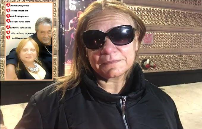 Ex novia de Anthony Ríos relata relación sentimental y amistosa de hace 33 años