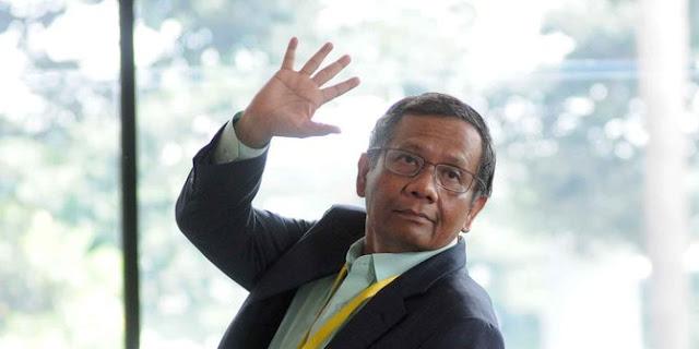Kira-kira Akan Pilih Berpasangan Dengan Jokowi atau Prabowo Kalau Prof. Mahfud MD Diminta Jadi Cawapres?