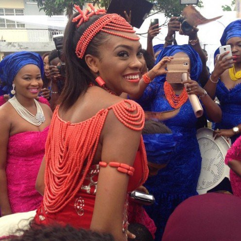 Traditional Igbo Marriage Outfit for Women - Best Collection
