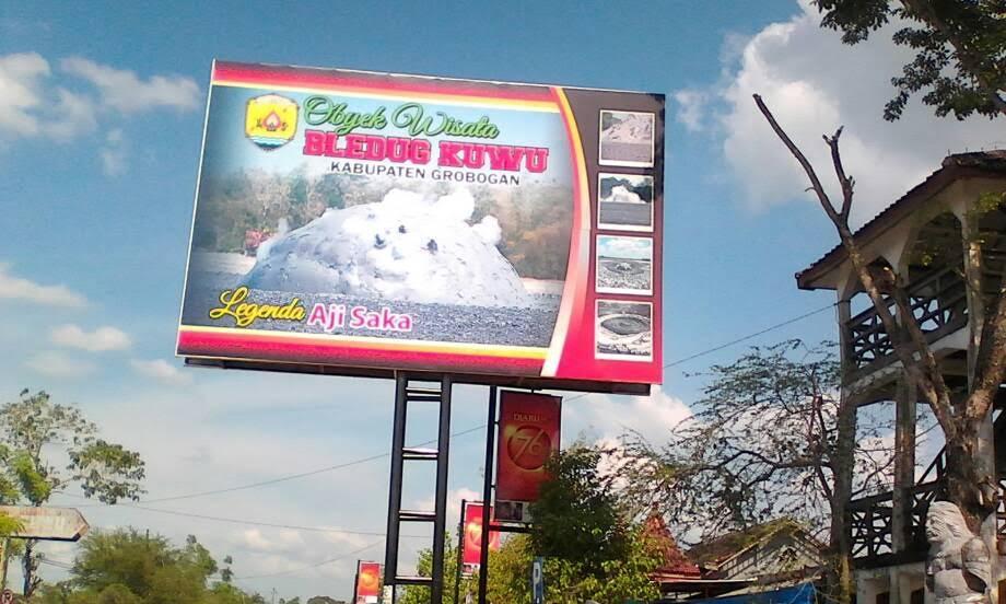Fenomena Letupan Lumpur Bledug Kuwu Dan Legenda Jaka Linglung Travelklik
