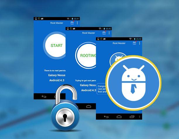Mudah, Cara Root Android dengan Root Master - Android Rooting