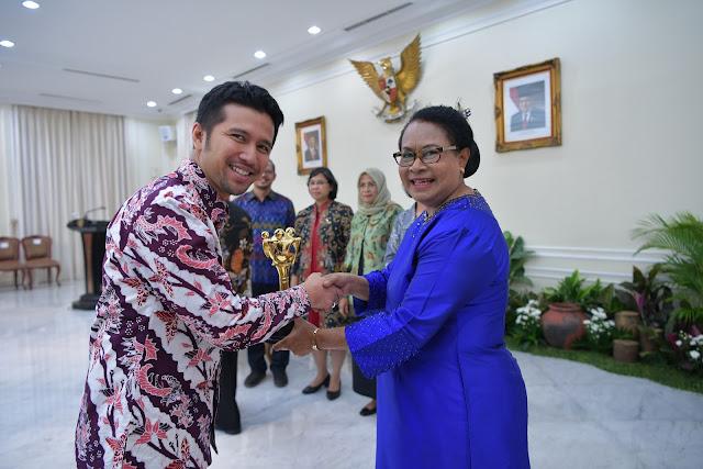 Peduli Kesetaraan Gender, Trenggalek Raih Anugerah Parahita Ekapraya (APE) 2018 Kategori Utama