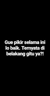 contoh insta story ngeselin
