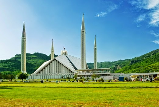Faisal Mosque Wallpapers And Images ~ Snipping World!