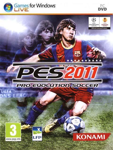 تحميل لعبة PES 2011 برابط مباشر + تورنت