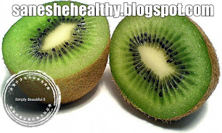 Kiwifruit is healthy.