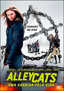 Alleycats: Uma Corrida Pela Vida – Dublado (2016)