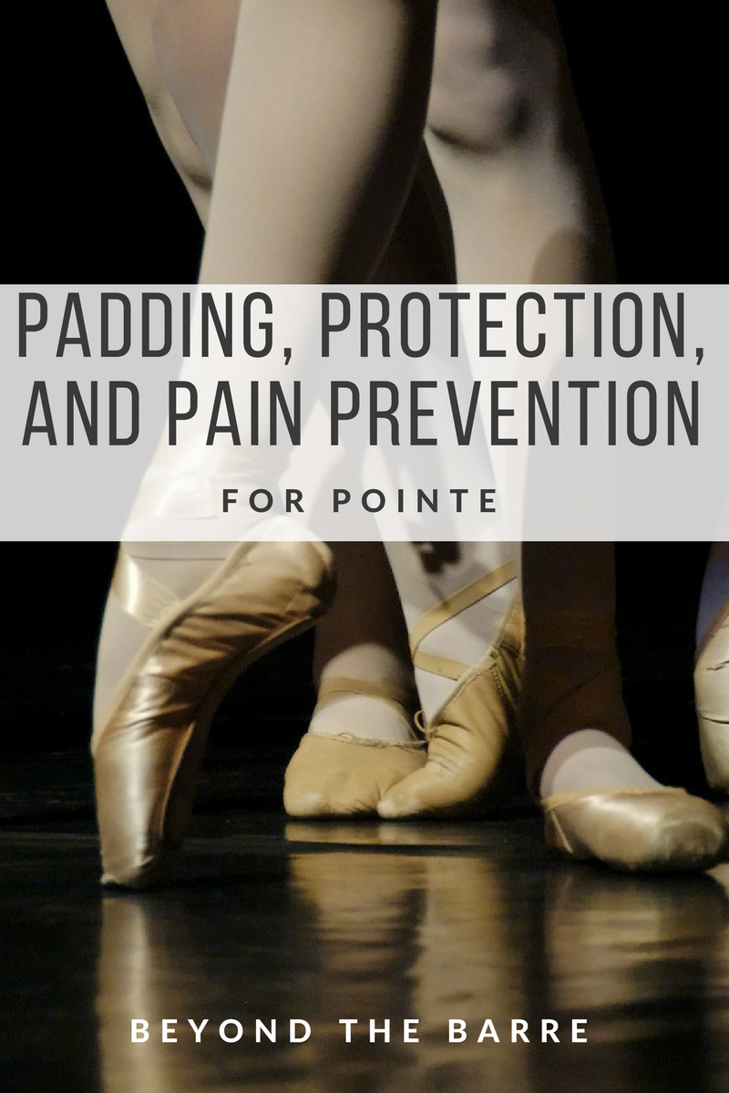 890533253ee Beyond the Barre  Padding