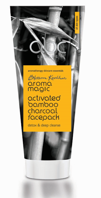 Blossom Kochhar Aroma Magic introduces Activated Bamboo Charcoal Range