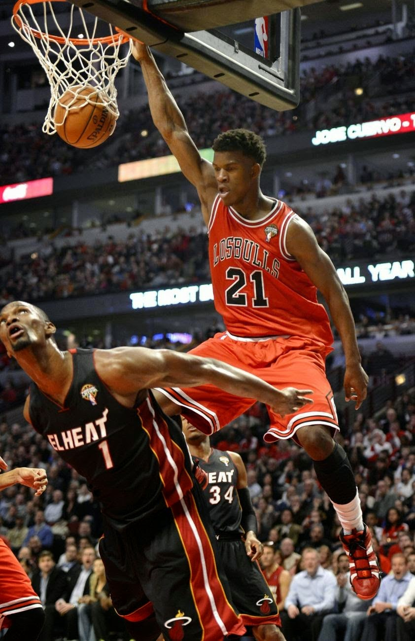 Chicago Bulls Basketball: 2015 NBA All-Star Game: First ...
