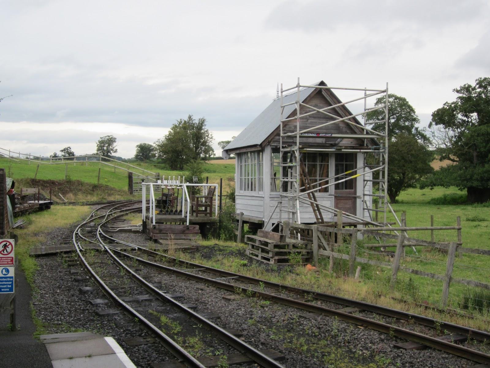 her railway station