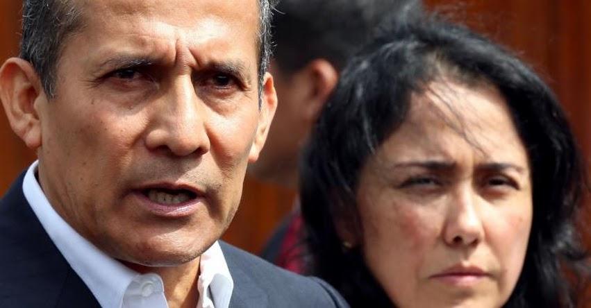 Fiscalía pide 20 años de prisión para expresidente Ollanta Humala y 26 años para Nadine Heredia por el delito de lavado de activos