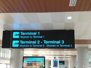 Pengalaman Naik Kereta Ke Bandara Soekarno-Hatta