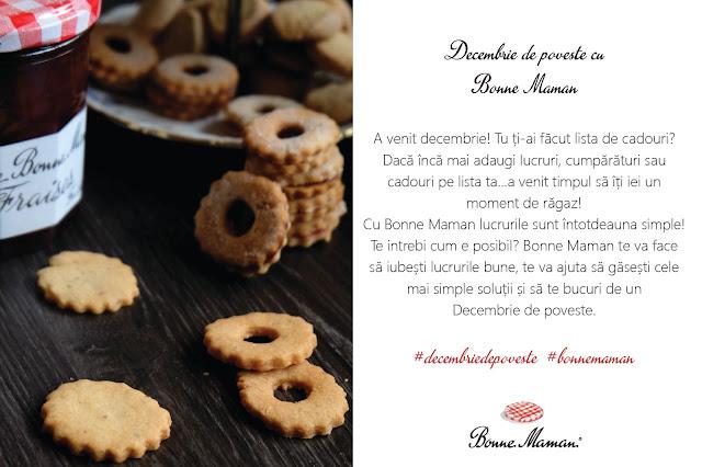 Decembrie de poveste cu dulcețurile Bonne Maman