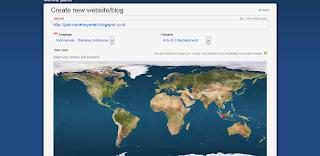 Tutorial Cara Memasang Widget Histats Di Blog Untuk Mengetahui Jumlah Pengunjung Blog Perhari, Jumlah Visitor Yang Online, Dan Lain Lain