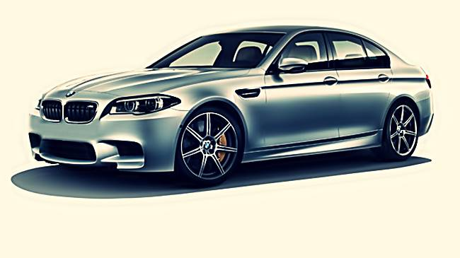 2017 BMW M5 Redesign