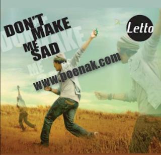 Letto Mp3 Album Don't Make Me Sad (2007)