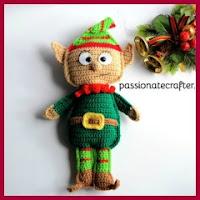 Elfo a crochet