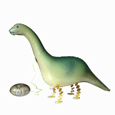 Balon Foil Airwalker Dinosaurus