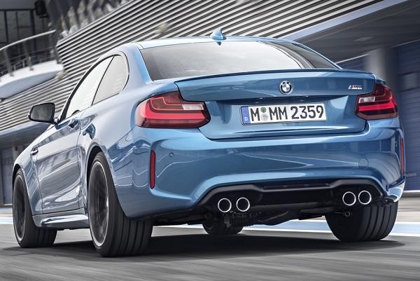 BMW M2 Coupé