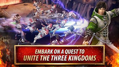 Dynasty Warriors: Unleashed Mod Apk