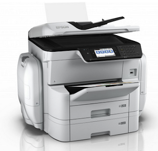 Epson WF-C869RDTWF Driver Free Download - Windows, Mac