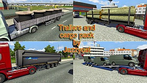 Jazzycat - Trailers and Cargo Pack 3.5