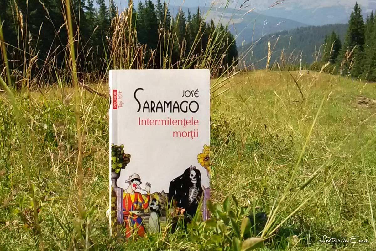 recenzie carte Intermitențele morții de José Saramago