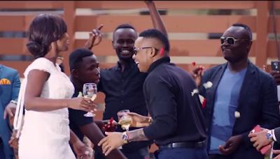 Video Otile Brown Ft. Sanaipei Tande - Chaguo La Moyo
