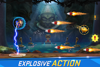 Jetpack Joyride India Exclusive Mod Apk Unlocked for android