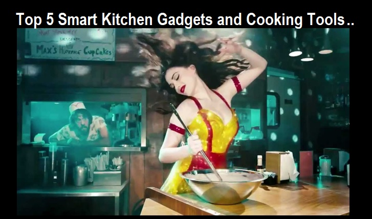 Top 5 Smart Kitchen Gadgets and Cooking Tools
