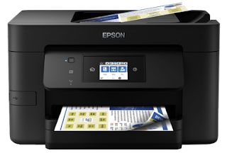 Epson WorkForce Pro WF-3725DWF Drivers