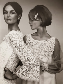 A Guide To 1960s Vintage Wedding Dresses From Princess Grace Pretty Swinging Sixties Style