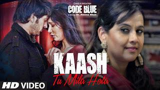 Kaash Tu Mila Hota Lyrics,  Jubin Nautiyal