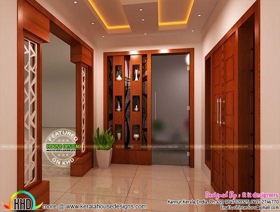 Foyer interior