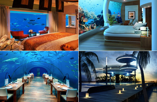 10 Amazing Hotels you Must Visit Before You Die