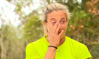 Survivor: Η προσωπική εξομολόγηση της Αφροδίτης on camera-Τα κλάματά της