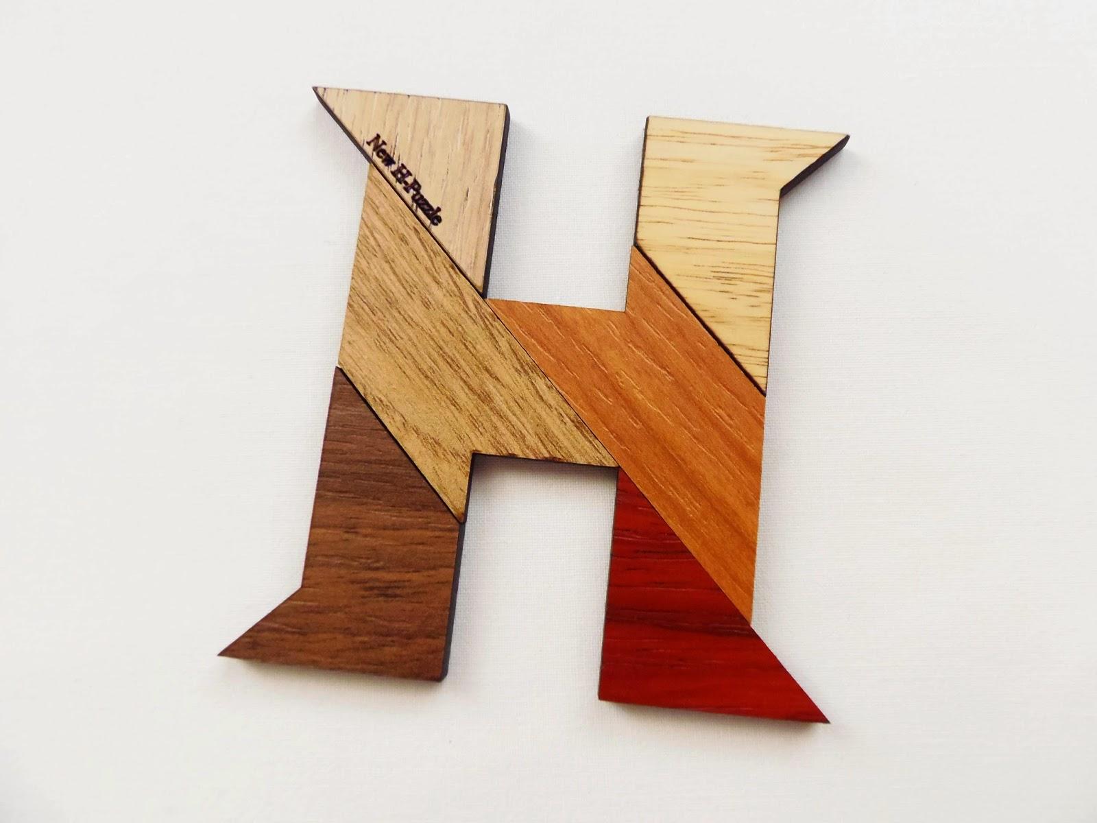 Gabriel Fernandes Puzzle Collection New H Puzzle