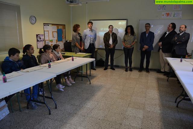 'La Palma Recicla' celebra el Día Mundial de la Educación Ambiental